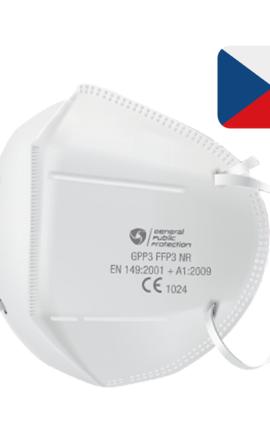 respirator ffp3 cesky